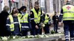 Bruselas recuerda un año de atentados a la sombra de Londres - Noticias de kristin whitworth