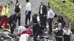 Londres: Los momentos de caos al exterior del Parlamento - Noticias de mark rowley