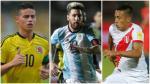Eliminatorias Rusia 2018: 10 jugadores a seguir en fecha doble - Noticias de clare rhodes james