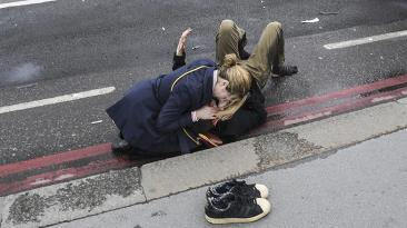 El día en fotos: Ataque en Londres, Bruselas, Argentina y más