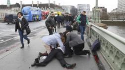 Londres: ataques dejan cinco muertos y heridos de gravedad