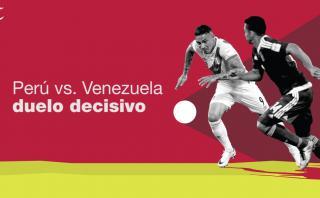 Selección: lo que dice la historia sobre duelos ante Venezuela
