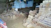 Tumbes: lluvia hace colapsar 5 casas e inunda calles [FOTOS]