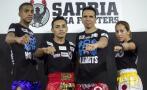 Kickboxing: tres atletas peruanos pelean este sábado en Chile