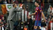 Ibrahimovic acusó a Pep Guardiola de ser problemático en Barza