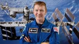 El astronauta británico Tim Peake pasó seis meses en la ISS. Durante su visita comenzó a medirse la radiación. (Foto: Getty Images)