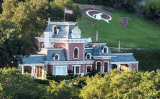 Antiguas y bellas casas de famosos que ahora están en venta