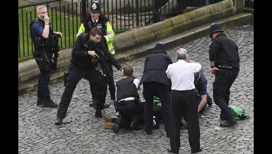 Las fotos del terrorista del atentado en Londres