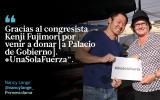 Huaicos, Castañeda y el Día del Agua en los tuits del día