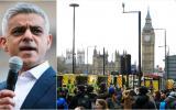 """Londres no será intimidado"", afirma alcalde tras ataque"