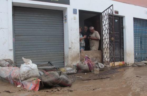 La Libertad: Trujillo sufrió séptimo huaico en una semana