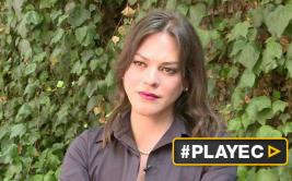 "Daniela Vega, actriz transexual, en ""Una mujer perfecta"""