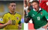 Colombia vs. Bolivia: primer partido de la fecha 13 de hoy