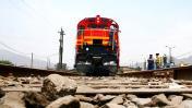 Ferrocarril central tardaría entre 2 y 3 semanas en repararse
