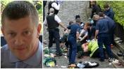 Londres: El policía que murió en el ataque terrorista