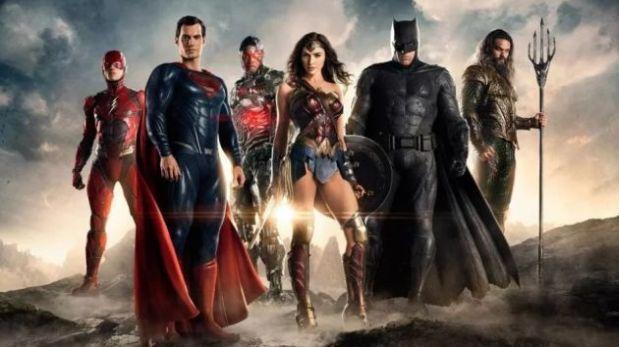 Este es el primer trailer de Justice League — Youtube