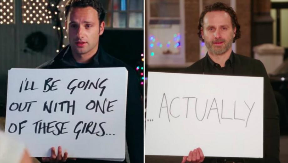 """""""Love Actually"""": así luce el elenco catorce años después"""