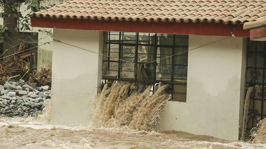 La devastación que dejó el desborde del río Rímac en Cupiche