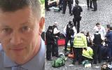 [BBC] ¿Por qué policía que murió en Londres no llevaba un arma?