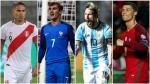 Los 10 duelos que no te puedes perder en esta fecha doble FIFA - Noticias de portugal vs. suecia