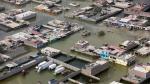 PPK sobrevoló zonas de Huarmey afectadas por huaicos [FOTOS] - Noticias de marisol perez tello