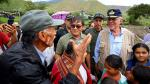 PPK sobrevoló zonas de Huarmey afectadas por huaicos [FOTOS] - Noticias de pedro perez
