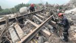 Ferrocarril lleva una semana sin operar por vías destruidas - Noticias de ferrocarril central andino