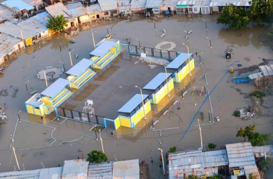 Imágenes de Piura y Tumbes tras la lluvia más fuerte en 18 años