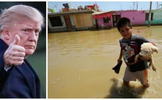 EE.UU. donó medio millón de dólares para damnificados en Perú