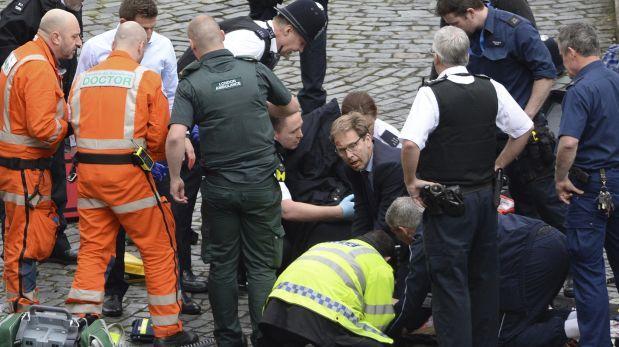 Como Khalid Masood quedó identificado el atacante terrorista de Londres