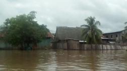 Loreto: hay más de 44 mil afectados por inundaciones