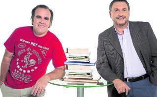 "La literatura llega a la pantalla en ""Entre libros"""