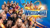WrestleMania 33: cartelera actualizada para el evento de la WWE