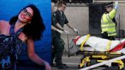 Londres: La mujer que se lanzó al Támesis para salvar su vida