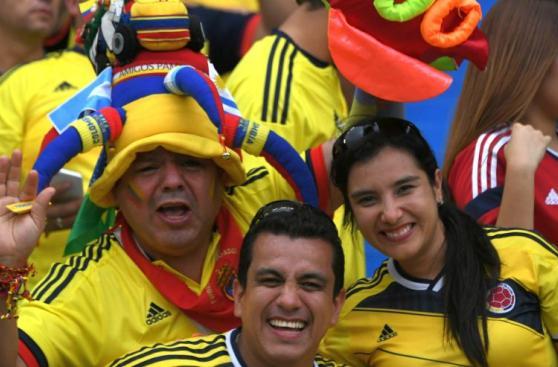 Colombia-Bolivia: color, belleza y alegría en previa del duelo