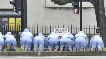 Atentado en Londres: el impresionante trabajo de los forenses