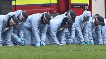 Atentado en Londres: el impresionante trabajo de forenses