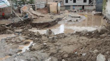 Trujillo: así luce El Porvenir tras caer el séptimo huaico