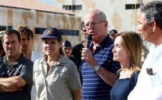 PPK agradeció al gobierno de Bolivia por envío de donaciones