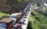 Carretera Central: Policía pide a pasajeros que no viajen