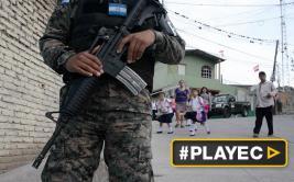 Honduras: Guerra de pandillas obliga a blindar escuelas [VIDEO]
