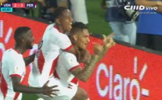Selección peruana: Paolo Guerrero marcó tras impecable cabezazo