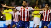 Paraguay venció 2-1 a Ecuador por las Eliminatorias Rusia 2018
