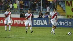 UNOxUNO: así vimos a los jugadores de Perú en el empate 2-2