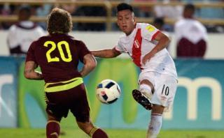 VOTA: ¿Quién fue el mejor jugador de Perú ante Venezuela?
