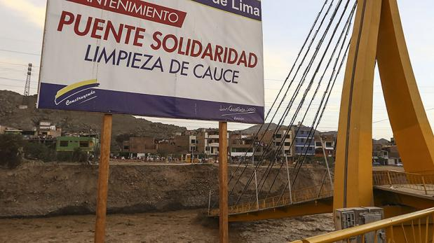 Crean comisión que investigue estado del puente Solidaridad