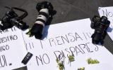 México: 123 periodistas asesinados en los últimos 17 años