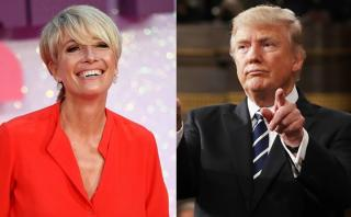 Emma Thompson rechazó oferta de Donald Trump