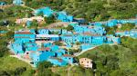 Un recorrido por el encantador 'pueblo pitufo' de España - Noticias de