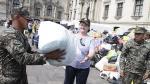 Palacio de Gobierno continuará recibiendo donaciones - Noticias de cercado de lima